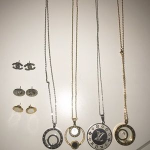 Accessories - BUNDLE of Necklaces & Earrings
